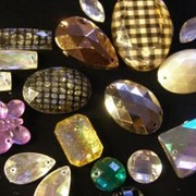Камни пришиваемые фото