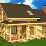 Строительство домов со срубов смереки по всей Украине. Есть готовые обработанные срубы для строительства фото