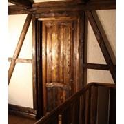 Двери под старину фото