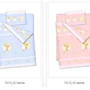 Постельные детские ткани Ангелы фото
