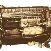 Запчасти к двигателям У1Д6. У1д12, д49. Д50, Д100 фото