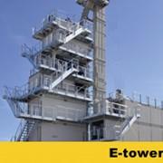 Асфальтобетонный завод E-Tower фото