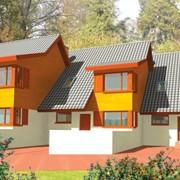 Проекты домов Традиционные фото