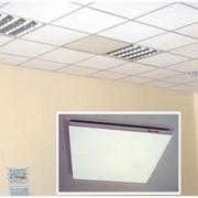 Потолочные ИК-обогреватели ТЕПЛОФОН ЭРГНА 0,4/220(п)КТ фото