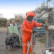 Фильтрующий респиратор с подачей воздуха Dräger X-plore 7500 фото