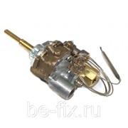 Кран газовый духовки (с термостатом) для газовой плиты Gorenje 643921. Оригинал фото