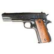Пистолет автоматический Кольт 45 калибра 1911 года фото