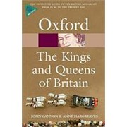 John Cannon The Kings and Queens of Britain (Oxford Paperback Reference) фото