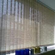 Жалюзи на пластиковые окна фото