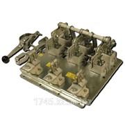 Рубильник РПС-4 400А правый Электродеталь фото