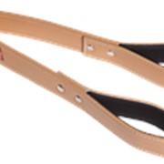Кожаный ремень для трицепса Fitness Tools FT-L-TP винилискожа фото