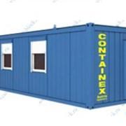 Офисный блок контейнер Containex фото
