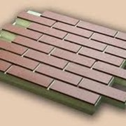 Материалы фасадные, термопанели, МДМ-панели, 3D-панели фото