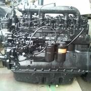 Двигатель ДВС ММЗ Д-260.11 из ремонта с обменом фото