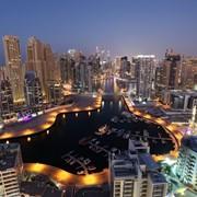 Dubai Marina фото