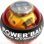Кистевой тренажер Пауерболл Powerball 250Hz Pro Amber полезен для восстановления после травм — он отлично разрабатывает руки. фото