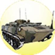 Командно-штабная машина начальника штаба батальона БМД-1КШ-А фото