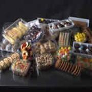Упаковка из пластика для пищевой продукции фото