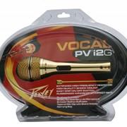 Микрофон Peavey PVI2 GOLD XLR-JK MICROPHONE фото