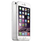Телефон Apple iPhone 6 64Gb Silver REF 86637 фотография