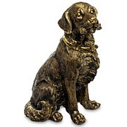 Скульптура Собака арт.БФ-24 фото