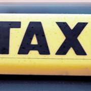 Такси на вокзал фото