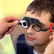 Консультація лікаря - офтальмолога фото