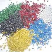 Полипропилен вторичный гранулированный фото
