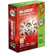 Dr.Web Security Space Pro 2ПК/1 год Продление фото
