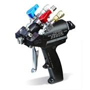 Многокомпонентный пистолет с продувкой воздухом Probler P2 фото