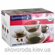 Столовый сервиз Luminarc Directoire Eclipse H0242 (30+1 предметов) фото
