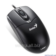 Мышь Genius NS 200 Laser PS/2 Black (31010061101) фото