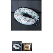 Подушка для беременных и кормления Babyfix 210*33 см, код 1050. Oreiller pour les femmes enceintes фото