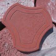 Тротуарная плитка из гранита фото
