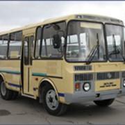 Автобус малого класса для пригородных перевозок ПАЗ-32053 фото