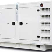Дизельный генератор Hertz HG 176 DC в кожухе с АВР фото