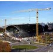 Краны подъемные тяжелые башенные Liebherr 4000 HC 100 фото