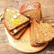 Хлеб Смачны гасцiнец с фундуком фото