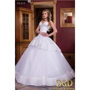 Дизайнерское Свадебное платье от Анны Денегиной и Виктории Джога фото