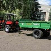 Полуприцеп тракторный универсальный ПТУ-3,5 фото