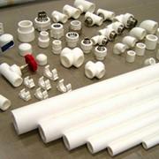 Трубы металлопластиковые и полипропиленовые для водоснабжения фото