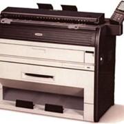 Аппарат KM-3650w является чрезвычайно гибким копиром для технических чертежей фото
