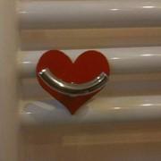 Крючок для халата на полотенцесушитель фото