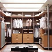 Шкафы гардеробные на заказ Костанай фото