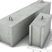 Блок фундаментный ФБС 9.4.6 фото