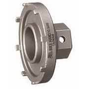 Съемник YC-34BB прижимного кольца электопривода Bosch Ø 50mm для ЭЛЕКТРО ВЕЛОСИПЕДОВ, серебр. BIKEHAND фото