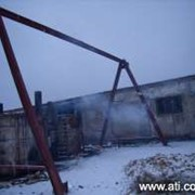 Оборудование для производства древесного угля фото