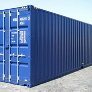 Морской контейнер 40 фут фото