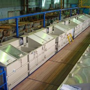 Модернизация оборудования очистных сооружений гальванических стоков фото