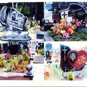 Гранитный памятник №227 фото